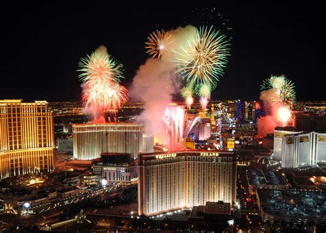 las vegas 2018 new years eve packages