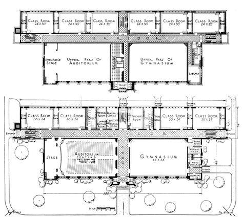 architecture school floor plan elementary school building design plans south mountain school south orange n j 187