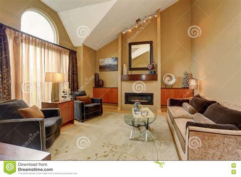 salon beige et brun solutions pour la d 233 coration