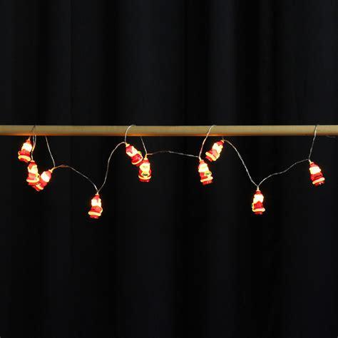 1 5m 3m Led Christmas Santa String Lights Led Fairy Lights Santa String Lights