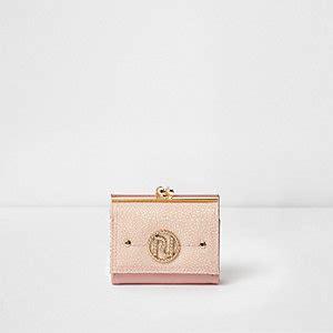 Branded Hair Clip Mini Pink Clip bags purses river island