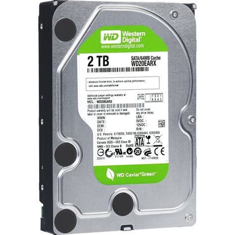 western digital 2tb sata disk free home delivery