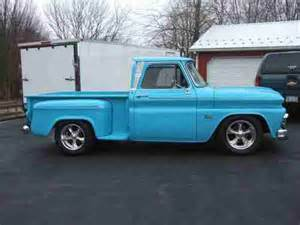 sell used 1964 chevy c 10 stepside shortbed custom truck