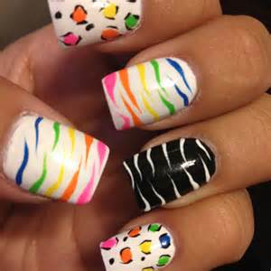15 cool amp easy summer nail designs amp ideas for girls 2013