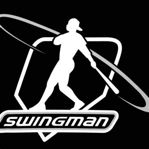 swing man logo swingman24 griffeyswingman twitter
