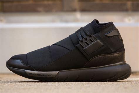 Sepatu Premium Adidas Y3 Yohji Yamamoto adidas qasa hi quot black quot sneakernews
