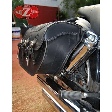 Saddlebags For Harley Davidson by Saddlebags For Harley Davidson Dyna Mod Custom