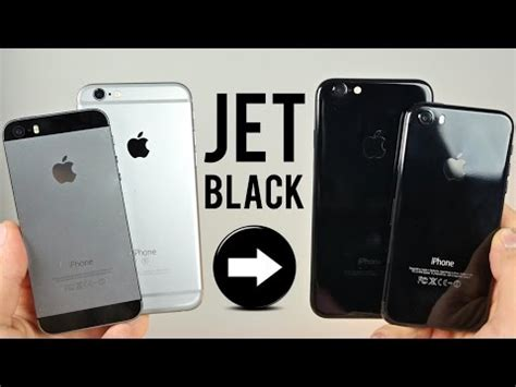Housing Iphone 5s Like Iphone 7 Jet Black Langkaa Booss 50 iphone se clone how bad could it be doovi