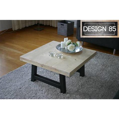 Steigerhout Salontafel Stalen Frame by Robuuste Steigerhouten Salontafel Met Stalen Frame Design85