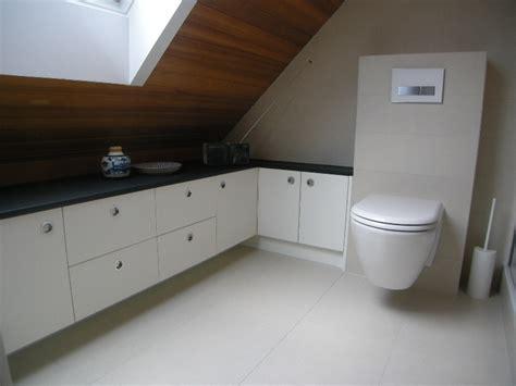 Kleines Bad Dachgeschoss by Badezimmer Ausbau Im Dachgeschoss Julius M 246 Bel Kreativ