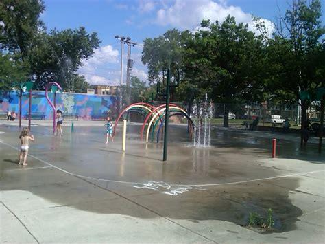 Garden City Water Department 72 Smith Rec Center Sprayground Zora Plays