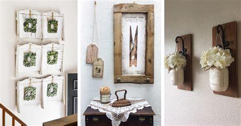 vintage wall decor ideas  designs