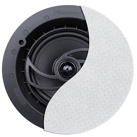 designer speakers russound rsf 820 8 2 way high performance ceiling