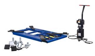 Bendpak Md 6xp Car Lift Up To The Challenge In Any Garage