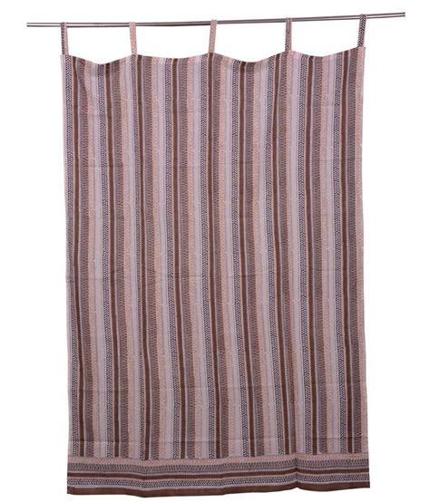 single door curtain chhipaprints single door loop curtain buy chhipaprints