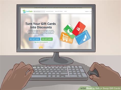 Swapping Gift Cards Online - 3 ways to sell or swap gift cards wikihow