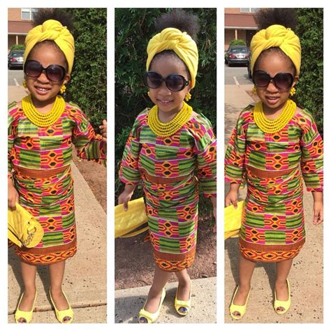 Kiddiesfashionguide best ways to dressing your kids in native wear