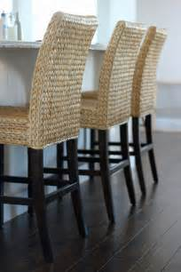 Wicker Armchair Design Ideas Furniture Cool Counter Stools With Backs Wicker Counter Stools For Kitchen Design With Rattan