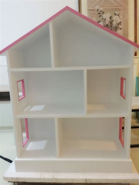 dollhouse kids bookcase white pink foremost dollhouse shaped bookcase best home design 2018