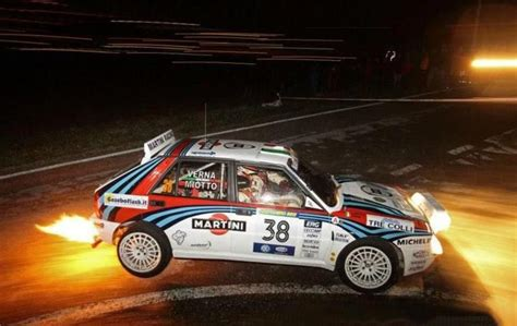 Lancia Delta Integrale Rally Lancia Delta Integrale Rally Car A Cars Vintages