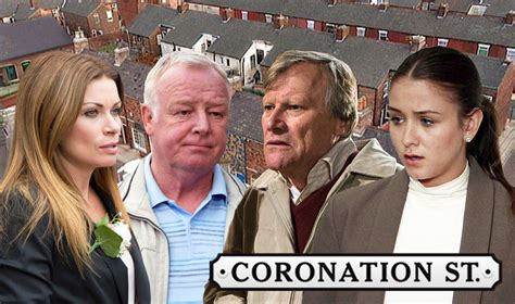 Which Stars Are Leaving Coronation Street In 2016 Metro | from les dennis to alison king whos leaving coronation