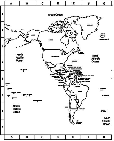 world map western hemisphere my class geography for