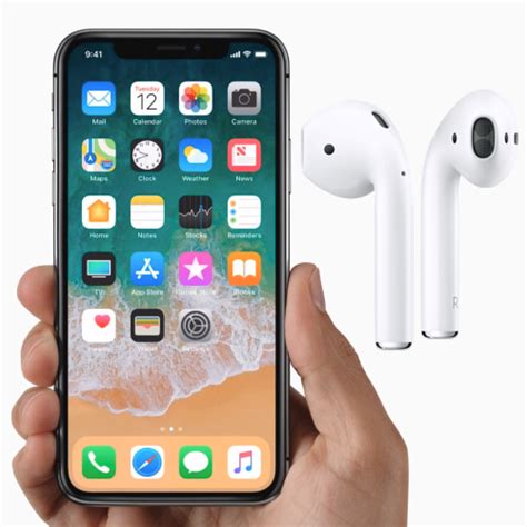 how to setup airpods with iphone or