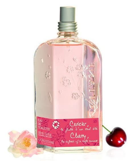 L Fragrance by Cherry Cerisier L Occitane En Provence Perfume A Fragrance For 2008