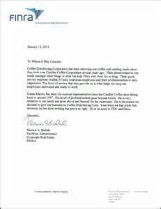 Dear Valued Customer Letter Template by Another Satisfied Customer The Coffee Refreshment Experts