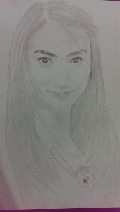 kumpulan gambar sketsa wajah buatan saya kaskus