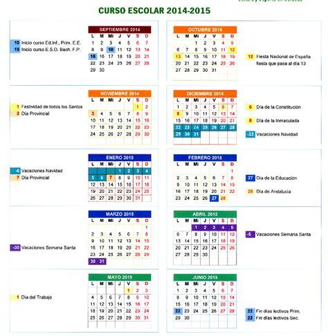 Calendario Escolar Madrid 2013 Tu Aula Pt Las Estaciones