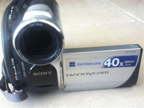 camaras sony handycam camara handycam sony mini dvd acepto kmbios 600