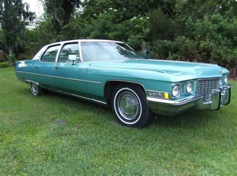 1972 cadillac fleetwood brougham find used american pickers 1972 cadillac fleetwood