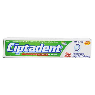 Grosir Distributor Pasta Gigi by Distributor Ciptadent Toothpaste Pt Indah Jaya Indonesia