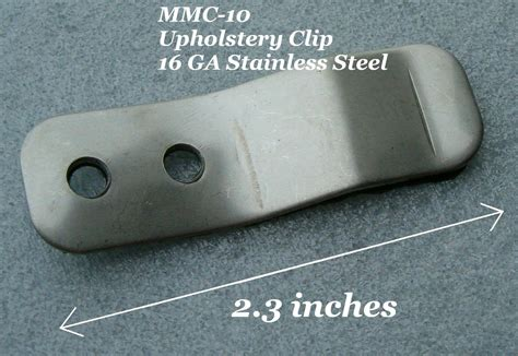 upholstery clips metal upholstery clips
