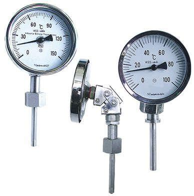 Termometer Bimetal bimetallic thermometer wss tiankang china manufacturer optical lens instrument