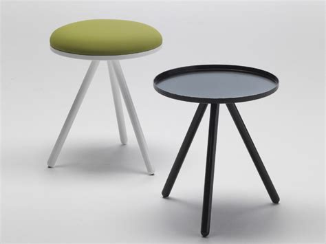 table pouf pouf coffee table bolle by living divani design nathan yong