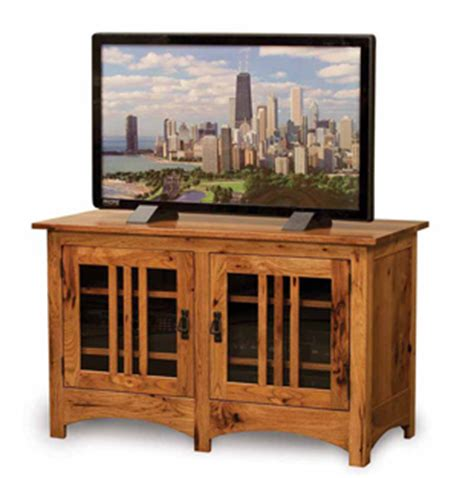 amish mission rustic tv stand plasma flat screen cabinet mission 045 45 quot tv stand amish furniture factory amish