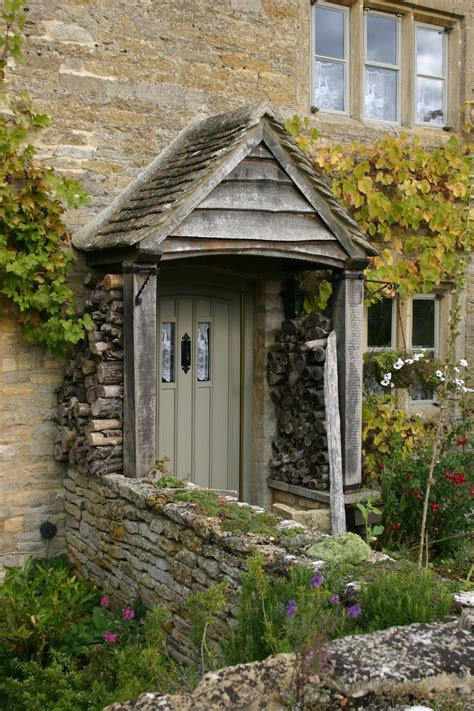 Country Cottage Front Doors 1000 Ideas About Log Store Uk On Log Store Shelves And Stoves