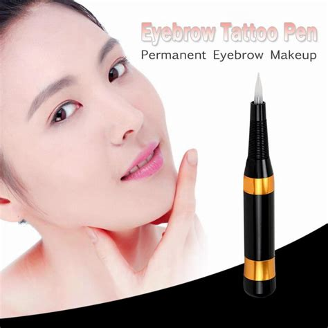 professional eyebrow tattoo pen kit permanent makeup professional eyebrows tattoo machines permanent makeup