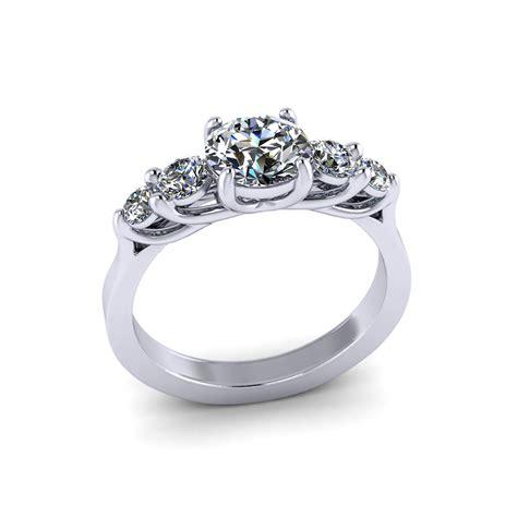stone trellis ring jewelry designs