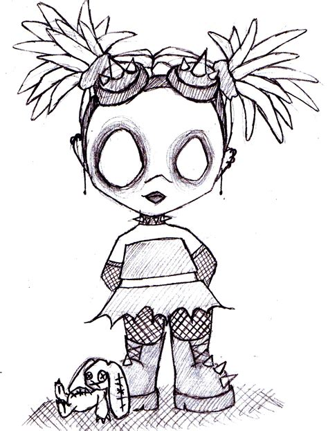 cartoon zombie tattoo flash zombie girl drawings cake ideas and designs