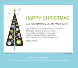 happy holidays template happy holidays email templates for new year 2013