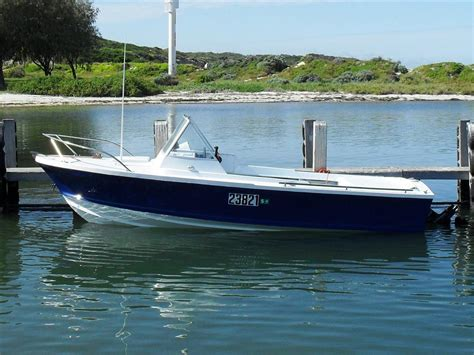 boat gauges for sale perth 19ft huntsman re powered with a fuel injected mercruiser 3