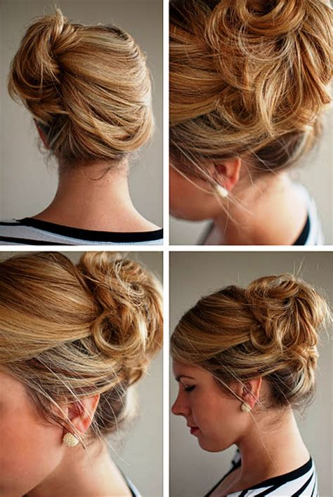 Updo Hairstyles Book by Pictures Of Summer Updos Side Twist For