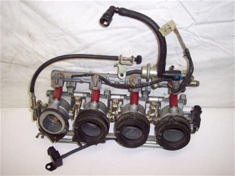 Suzuki Fuel Injection 96 97 98 99 Suzuki Gsxr750 Gsx R750 X Gsxr 750 Fuel