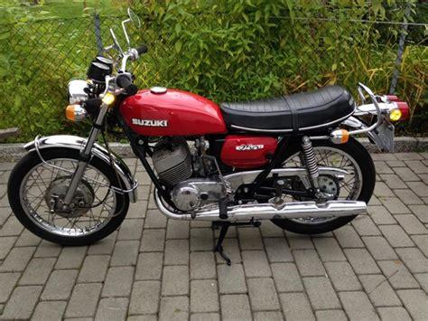 Suzuki T250 Parts Pin 1972 Suzuki T250 On