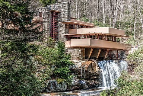 falling water house 12 facts about frank lloyd wright s fallingwater mental
