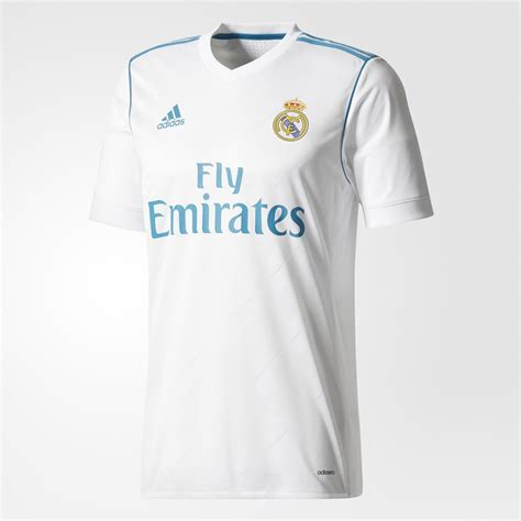 Jersey Real Madrid 3rd 1718 real madrid 17 18 home jersey sports on the run