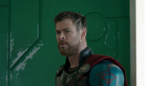 thor jet film thor ragnarok thor learns he is not the strongest